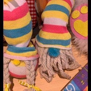 Mr & Mrs Easter gnome